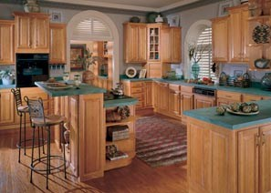 Client testimonials kitchen remodeling cabinet construction installation carroll howard - Kitchen design baltimore ...